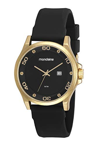 Relógio Mondaine 83483GPMVDI1 Masculino 5 ATM