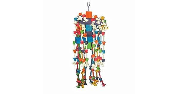 Amazon.com: Una jaula y e Co. El Calamar gigante Bird ...