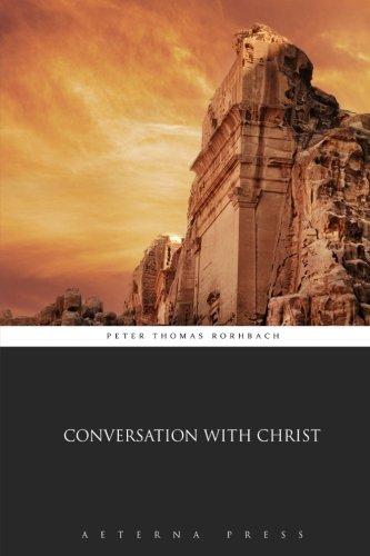 Download Conversation With Christ pdf epub