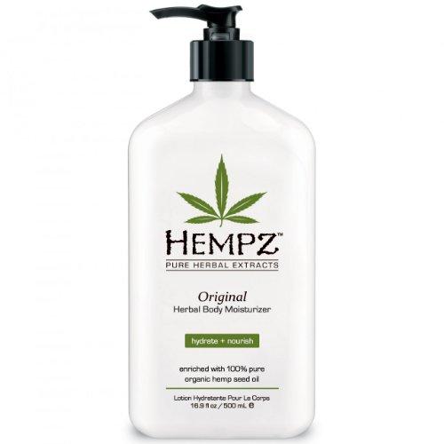 Hempz hydratant à base de plantes, 17-Fluid Ounce (500 ml) (Paquet peuvent varier)