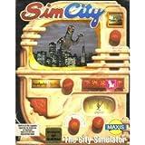 Sim City: The City Simulator (Ibm PC/Xt/at/Ps2, Compatibles Supports Ega, Cga, Hercules Mono and Tandy Graphics, Requires 512k)