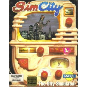 Sim City: The City Simulator (Ibm PC/Xt/at/Ps2, Compatibles for sale  Delivered anywhere in USA