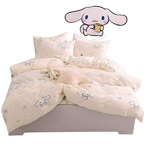 MKXI Duvet Cover Cute Animal Dorm Bedding Collection for sale  Delivered anywhere in USA