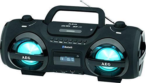 AEG SR 4359 BT Bluetooth Stereoradio (USB)