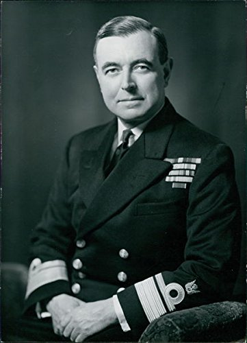 Vintage photo of Portrait of Rear-Admiral A. S. Bolt.