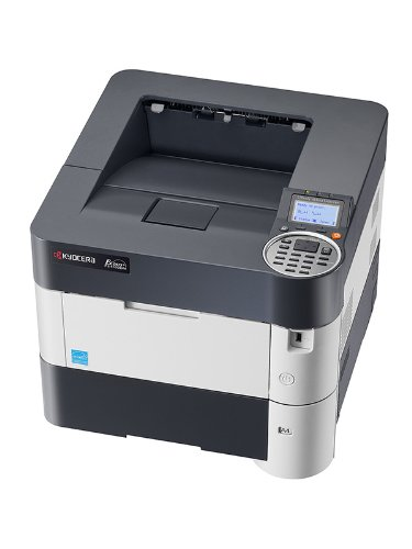 Kyocera 1102MT2US0 Model ECOSYS FS-4100DN Black & White Network Laser Printer, 47 Pages per Minute, 5 Line LCD Display Panel, 256MB RAM, Power PC 465S/750MHz CPU, 600 x 600 dpi, Up To Fine 1200 dpi by Kyocera (Image #3)