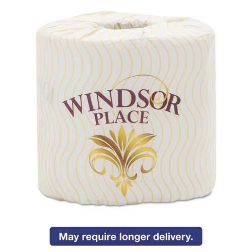 Toilet Windsor (APM374WINDSOR - Atlas Paper Mills Windsor Place Premium Bathroom Tissue)