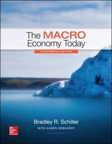 The Macro Economy Today, 14 Edition (The Mcgraw-hill Series in Economics)