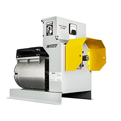15KW Winco Power Take Off (PTO) Generator W15PTOS-3/F, 120/240V, 1-PH, 515RPM - 99840-004