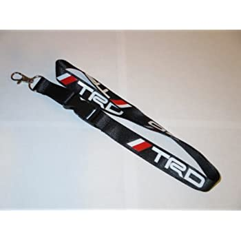 Amazon.com: Lanyard TRD Racing Key Chain Holder Us Seller ...