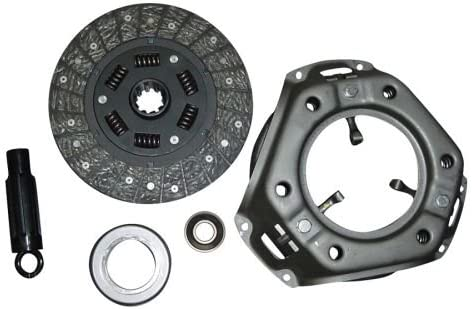 Complete Tractor 1112-5999 Clutch Kit with Plate for Ford Tractor 8N7563 Naa7550A