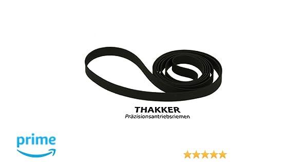Thakker PL-333 Correa Compatible con Pioneer PL-333 Correa ...