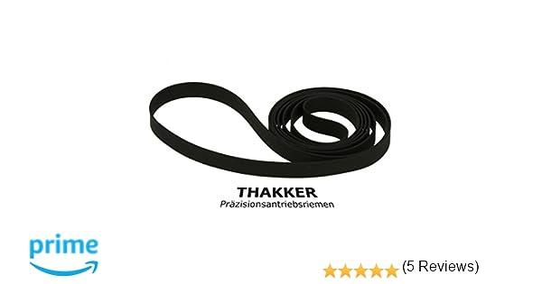 Thakker PL-335 Correa Compatible con Pioneer PL-335 Correa ...