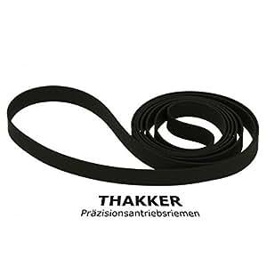 Technics SL-J 11 Original Thakker Correa Tocadiscos Belt