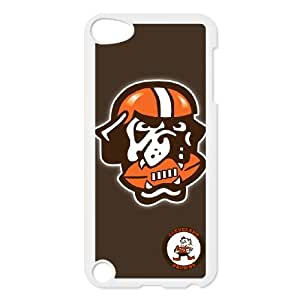 Cleveland Browns Team Logo iPod Touch 5 Case White persent zhm004_8610294