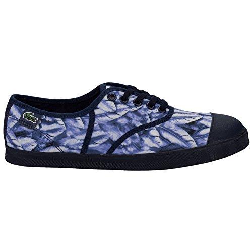 Lacoste - Zapatillas de Tela para mujer Morado morado