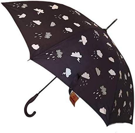 G4G Paraguas Que Cambia de Color con la Lluvia, de Apertura ...