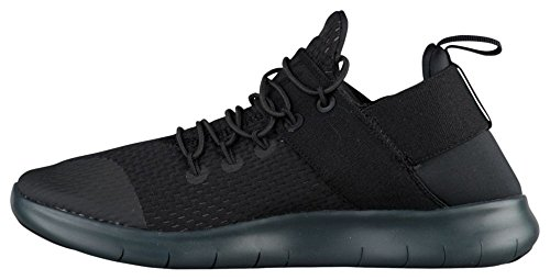 BLACK NIKE Free Shoe BLACK 2017 DARK GREY ANTHRACITE RN Running CMTR Women's aaFwrqB0