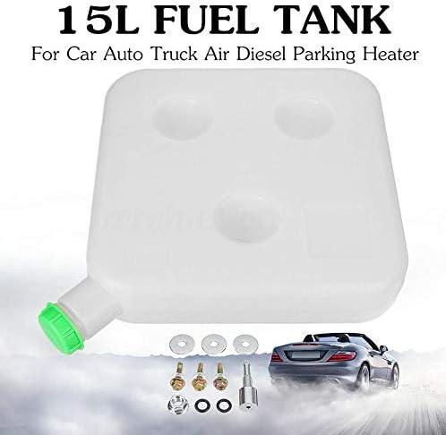 15L Plastic Fuel Oil Gasoline Tank for Car Truck Air Diesel Parking Heater