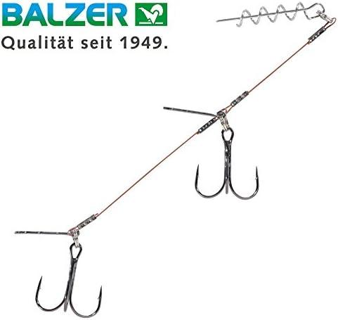 Balzer Flachwasser-System (Shallow Rig), 1x7, beschichtet, 15kg