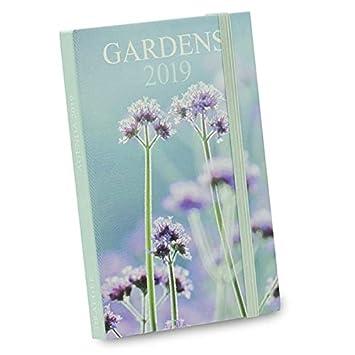 Draeger 72000155 - Agenda de bolsillo jardines 2019: Amazon ...