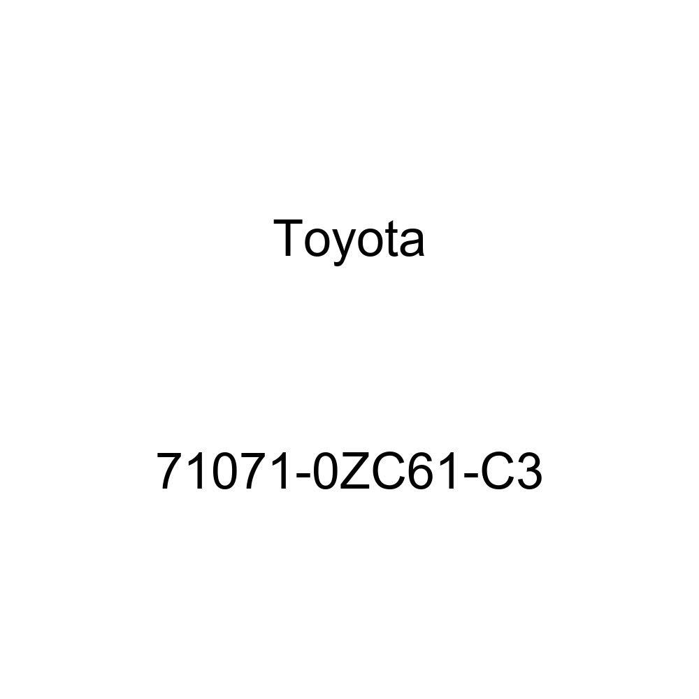 TOYOTA Genuine 71071-0ZC61-C3 Seat Cushion Cover