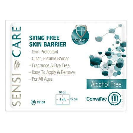 Wipe, Skin Barrier Sensi-Care Sting Free N/Str (Units Per Case: 600)