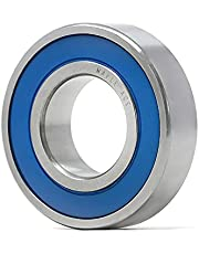 6004-2RS Ball Bearing Premium Rubber Sealed 20x42x12 mm, 6004-2RS (Qty 50)
