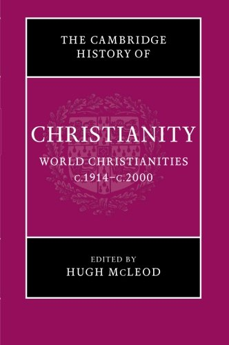 The Cambridge History of Christianity (Volume 9)