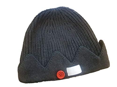 ASVP Shop Jughead Jones Beanie Hat - Riverdale Hat - Whoopee Cap - Crown Hat Dark Grey]()