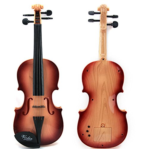 E Support™ Kids Educational Toys Creative Gift Simulation Children Violin Musical Toy for Begginers by E Support