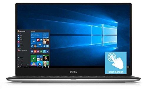 "2018 Dell XPS13.3"" Full HD Infinity Edge IPS Touchscreen Business Laptop - Intel Core i5-7200U up to 3.1GHz 8GB RAM 128GB SSD 802.11ac Bluetooth MaxxAudio Pro Backlit keyboard Thunderbolt 3 Win 10"