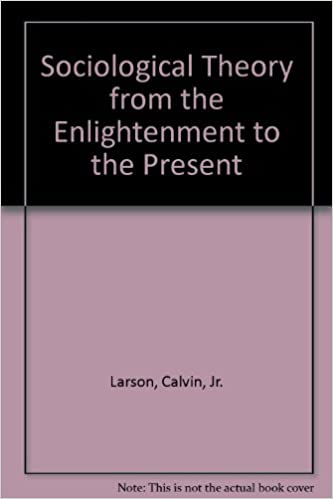 what is the relationship between the enlightenment and sociology