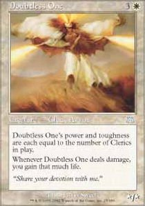 Magic: the Gathering - Doubtless One - Onslaught ()