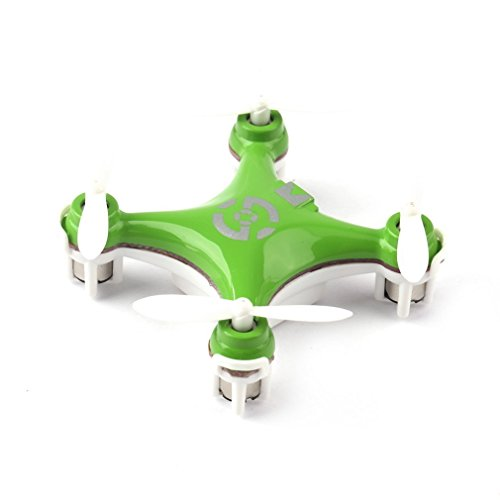 Cheerson CX10 CX-10 6Axis 2.4G 4CH LED Mini RC Helicopter Quadcopter RTF...