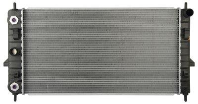 Auto Parts Engine - Prime Choice Auto Parts RK1025 New Complete Aluminum Radiator