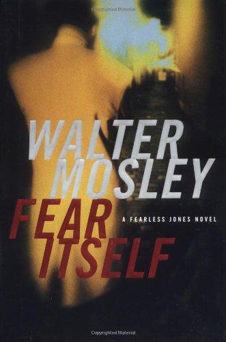 Fear Itself Fearless Jones Novel