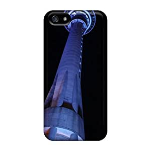 Quality HHaroldshon Case Cover With Sky Tower Nice Appearance Compatible With Iphone 5/5s