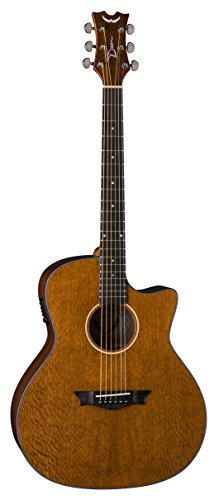 Dean AX E LACEWOOD Acoustic-Electric Guitar, Natural