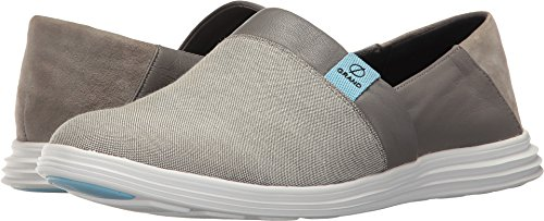 Cole Haan Ella Grand Slip-on Ijzeren Canvas / Ijzeren Steen