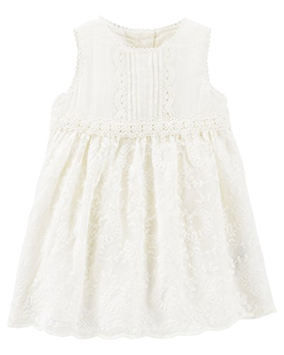oshkosh-bgosh-baby-girls-2-piece-lace-dress-ivory-12-months