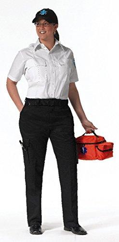 Rothco Women's EMT Pants, Black, 20