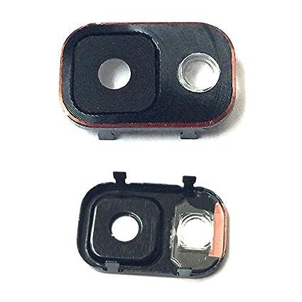 BisLinks negro y dorado cámara de lente de cristal para Samsung Galaxy Note  3 N900 1a5387c941