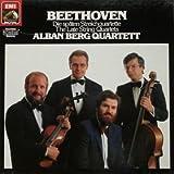 Beethoven Die Spaten Streichquartette - The Late String Quartets - Alban Berg Quartett - 4 CD set 1983 Original Sound Recording by EMI