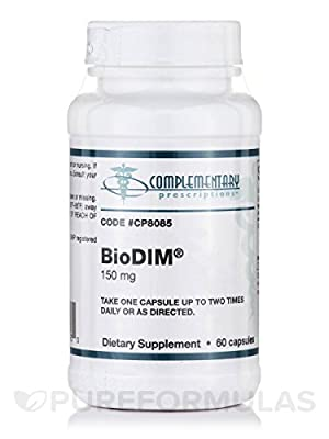 Amazon Com Biodim 150 Mg 60 Capsules By Complementary