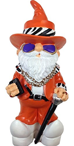 Poker Weight Orange Pimp Gnome