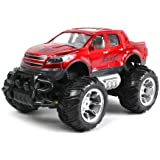 Best Speed Silverado Concept Electric RC Truck 1:14 Monster RTR (Colors May Vary)