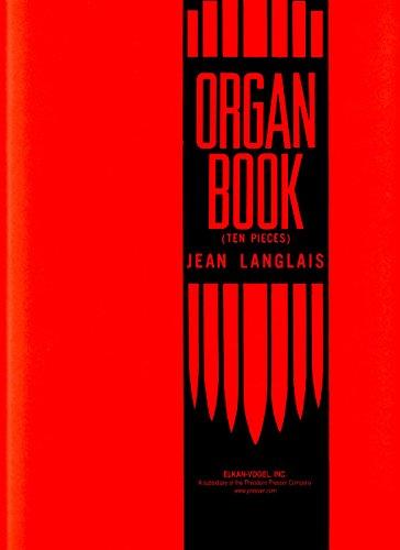 Organ Book (Ten Pieces)