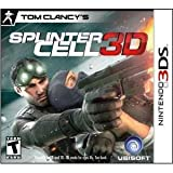 Tom Clancys Splinter Cell 3DS