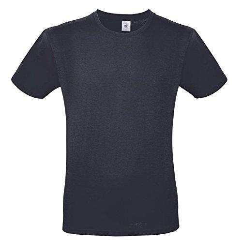 Pacchetto Uomo Lavoro Navy shirt B E150 Da Prezzo 10x Stock Chemagliette Cotone 10 Magliette amp;c T 4gq4dnF